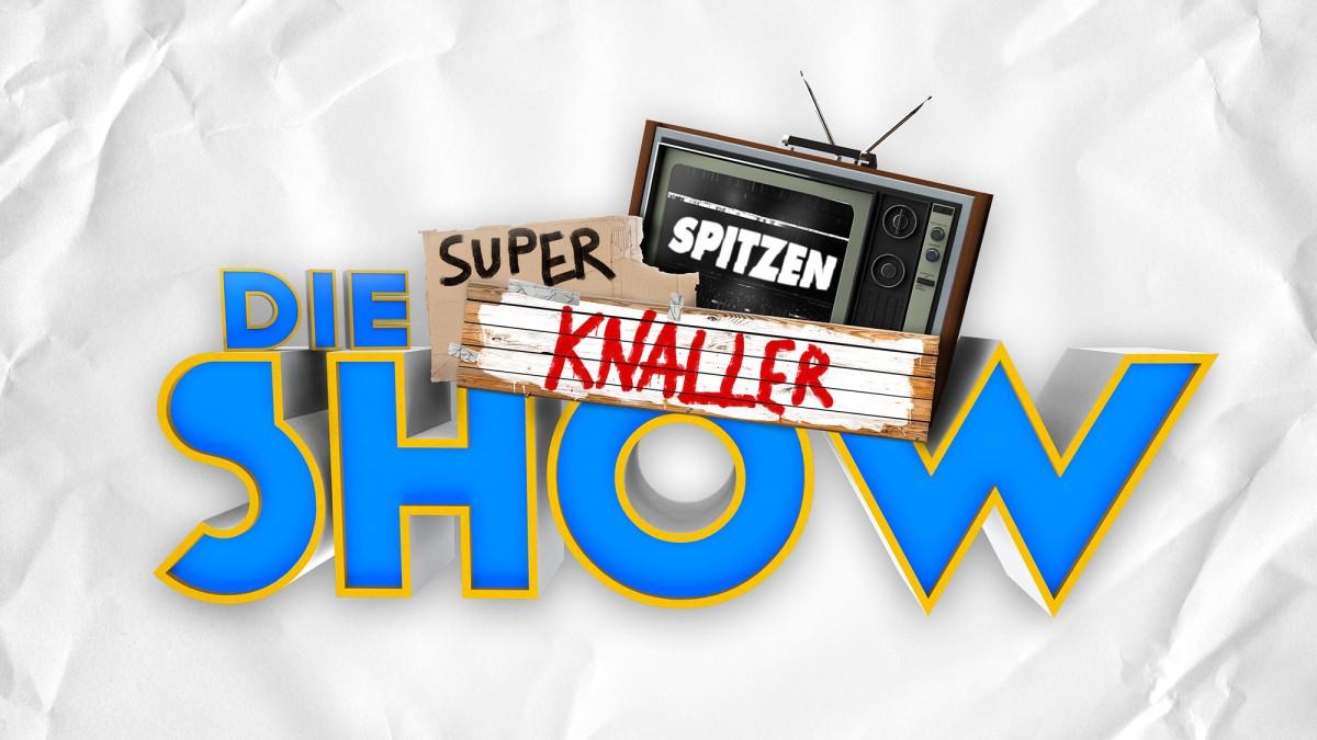 Die Super Spitzen Knaller Show - Logo